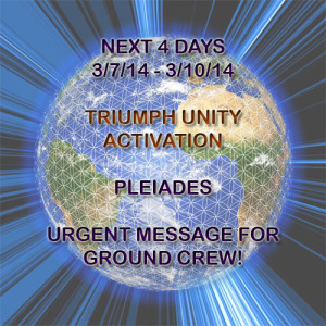 TRIUMPHUNITYACTIVATIONANNAMERKABA